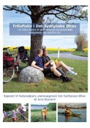 Friluftsliv i Det Sydfynske Øhav - Nationalpark Sydfyn