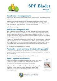 SPF-bladet nr 6/2012
