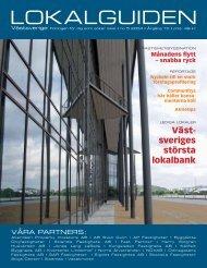 Lokalguiden 5-2004 /SENASTE - Gothia Protection Group