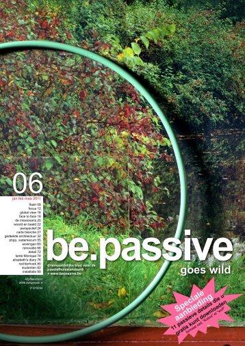 goes wild - be.passive