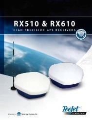 RX510 & RX610 Bulletin - US - TeeJet