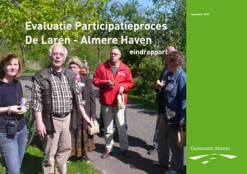 participatie evaluatie - Almere Haven - Gemeente Almere