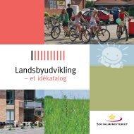 Landsbyudvikling - Ministeriet for By, Bolig og Landdistrikter
