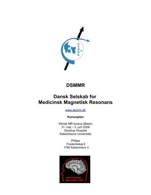 program - Dansk Selskab for Medicinsk Magnetisk Resonans