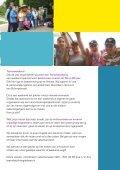 de vakantie folder - Stichting De Baan - Page 3