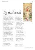 Side 1 - mars 11 - Velkomen til Den norske kyrkja i Vaksdal - Den ... - Page 3