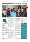 Side 1 - mars 11 - Velkomen til Den norske kyrkja i Vaksdal - Den ... - Page 4