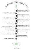 SOMMERKONCERTER 2013 - Budolfi Kirke - Page 3