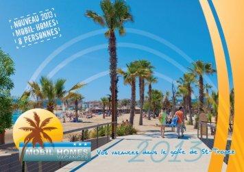 nouveau 2013 mobil-homes 8 personnes - Mobil Home Vacances