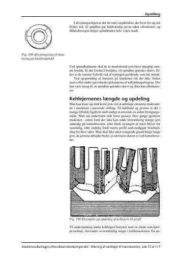 Kehlejernenes længde og opdeling
