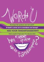Kies voor tandartsassistent! - Irene Herbers