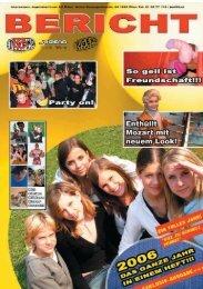 JAHRESBERICHT 1 - Jugendzentrum Alt Erlaa - Verein Wiener ...