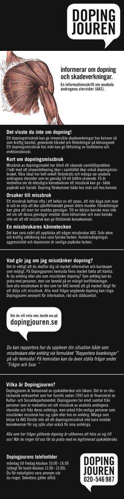 Fragorna infor svenska em genrepet