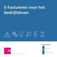 E-Factureren voor het bedrijfsleven