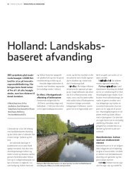 Holland regnvand Marts - KTC