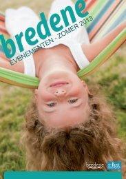 zomerkalender 2013 - Bredene