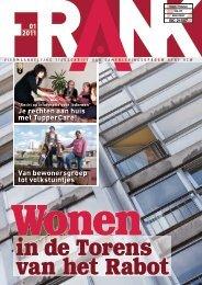 FRANK n° 1 - Samenlevingsopbouw Gent