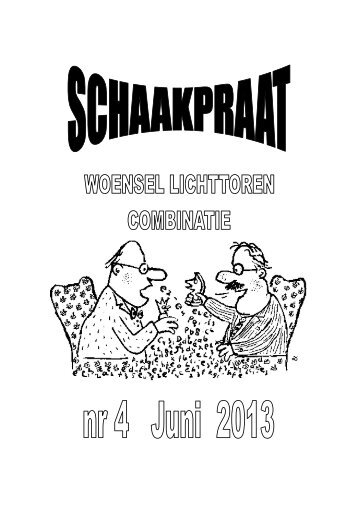 Externe competitie 2012-2013 - Schaakvereniging WLC
