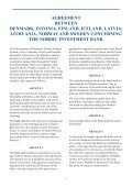 Agreement & Statutes - Nordic Investment Bank - Page 4