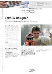 Teknisk designer