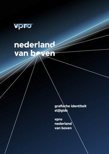 grafische identiteit stijlgids vpro nederland van ... - Directiondesign