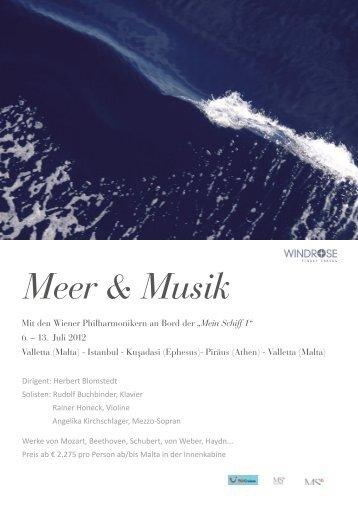 Meer & Musik