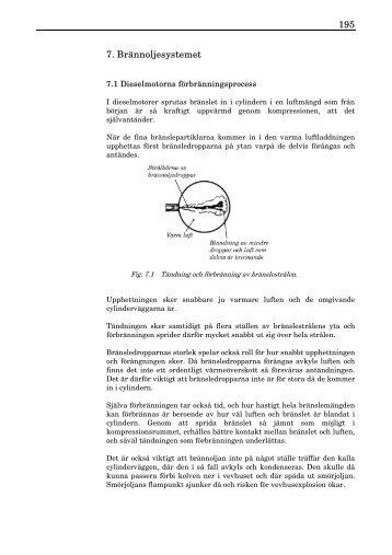 195 7. Brännoljesystemet - TA-Driftteknik