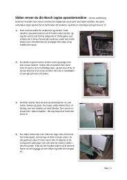 Sådan renser du din Bosch Logixx opvaskemaskine – Denne vedledning ...
