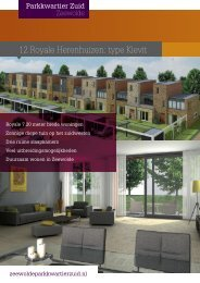 12 Royale Herenhuizen: type Kievit - BlomMedia