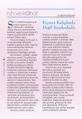 İnsanın Hedefi Nedir? - arad : : ankara ruhsal araştırmalar derneği - Page 4