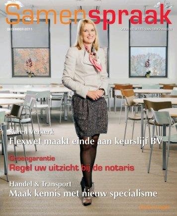Editie 7 – december 2011 - Dirkzwager