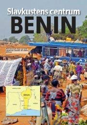 Slavkustens centrum – Benin