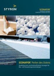 SCONAPOR™ Perlen des Ostens - Styron