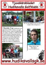 Ladda Hem - Hudiksvalls Golfklubb - Hudiksvalls GK