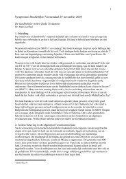 Lees hier het artikel van prof. dr. M. J. Paul