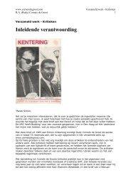 Verzameld werk - Kritieken - Het Parool (1970-1972) - De open ruimte