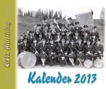 Kalender - Klæbu Historielag