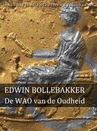 Edwin Bollebakker (pdf) - Jonge Historici Schrijven Geschiedenis