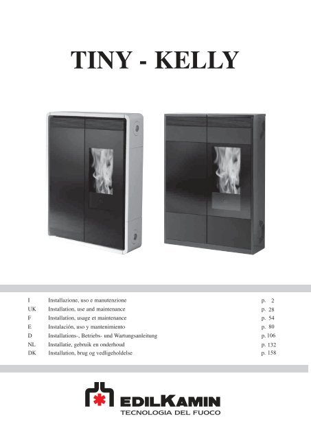 Edilkamin Pellet Stove - Tiny.pdf - Diana Pilleovn