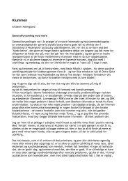 Klummen maj 2009.pdf - Rhodesian Ridgeback klubben i Danmark