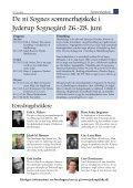 De ni sogne forår 2012 - Jyderup-Holmstrup Pastorat - Page 7