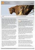 Safari på Serengeti - Når gnuerne kælver - MarcoPolo - Page 3