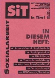 SIT 26 1992 - Tirol-sozialarbeit.at