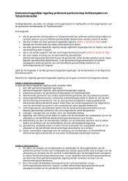 Bijlage 3 GR 8k en Td met wetsverwijzingen - Raad Achtkarspelen