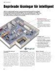 två miljoner - HMS Industrial Networks - Investor Relations - Page 4