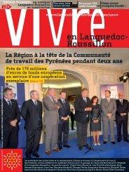 +d'infos - La Région Languedoc-Roussillon
