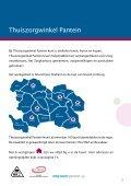 Vertrouwd en altijd in de buurt - Thuiszorg Pantein - Page 3
