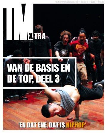 van dE basis En dE top, dEEl 3 - Hiphop In Je Smoel