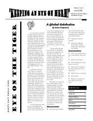 Issue 3 - Hants East Rural High