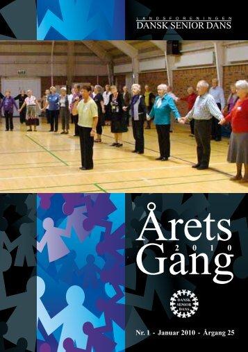 2010/01 - Landsforeningen Dansk Senior Dans